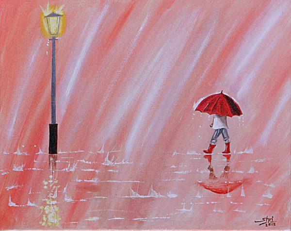 Monsoon Eve